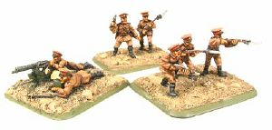 15mm Eureka Bulgarians