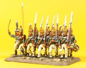 AB 15mm Pavlov Grenadiers