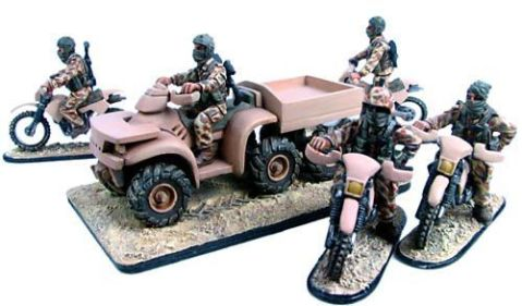 Eureka 28mm Australian Special Forces