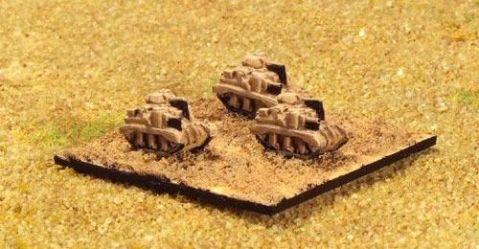 WBR621 Grant tank