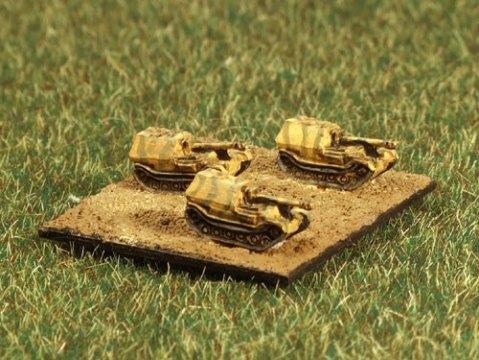 Oddzial Osmy 1:600 Ferdinand tank destroyer
