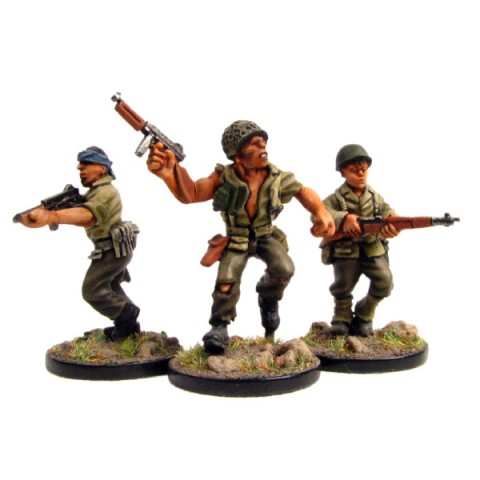Eureka Miniatures 28mm Pulpitations: Easy Company, the Dogfaces