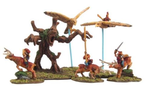 Eureka Miniatures: 10mm Fantasy figures