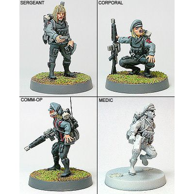 Shadwofroge: 28mm Politburo Worker Battalion