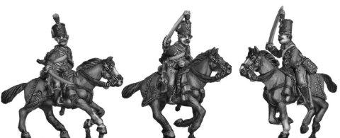 Eureka Miniatures 28mm Austrian Hussars 1792-98
