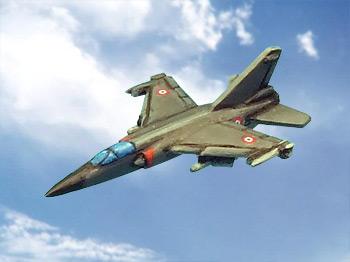 FR-612 Mirage F1C
