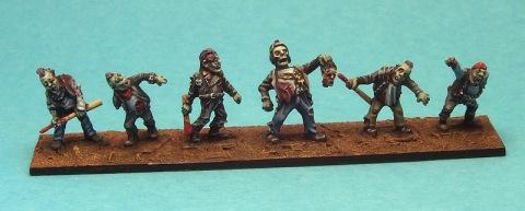 SF-1526 Motorbike gang zombies