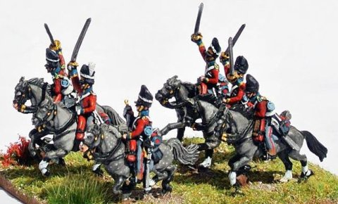 15mm AB Figures: The Scots Greys