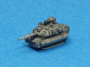 Oddzial Osmy 1:600 (3mm): PSF-601 Boris, neo-Soviet MBT