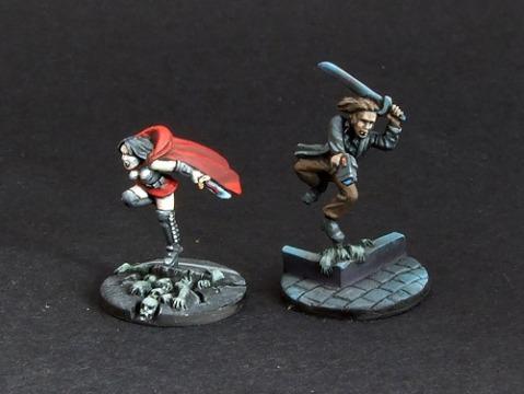 SF-1533 Vampire Heroes