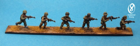MD-1503 15mm Eastern European volunteers