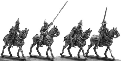 ML-02 Lithuanian Grand Prince Vytautas and retinue