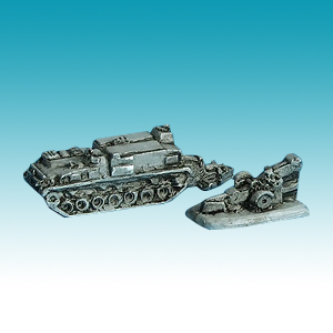 SA-6113 GMZ & PMZ-3/4 self-propelled and towed mine layers