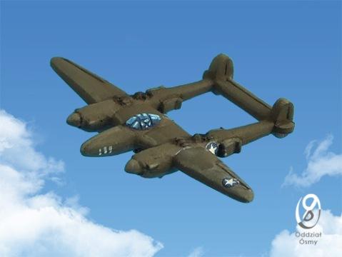 WUS-652 P-38G Lightning