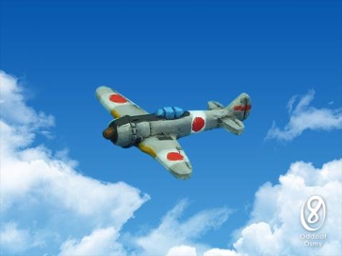 WJA-618 Ki-44 Shoki
