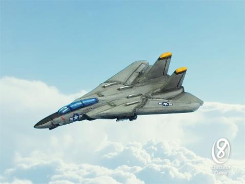 US-6104 F-14A Tomcat
