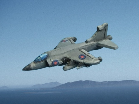 UK-642 Sea Harrier