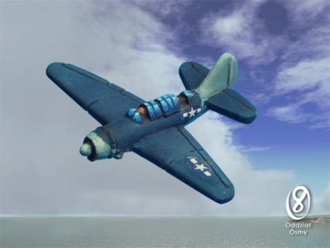 WUS-663 SB2C Helldiver