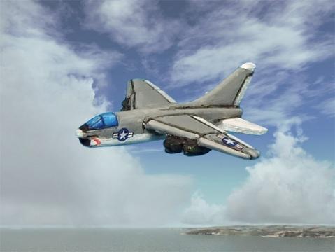 US-6112 A-7 Corsair II